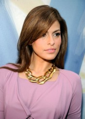 Image, famous, celebrity, eva mendes, fashion, clothing, color, jewelry